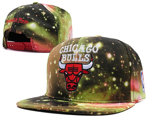 Chicago Bulls Snapback Hat SD 251